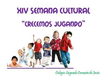 XIV SC CRECEMOS JUGANDO