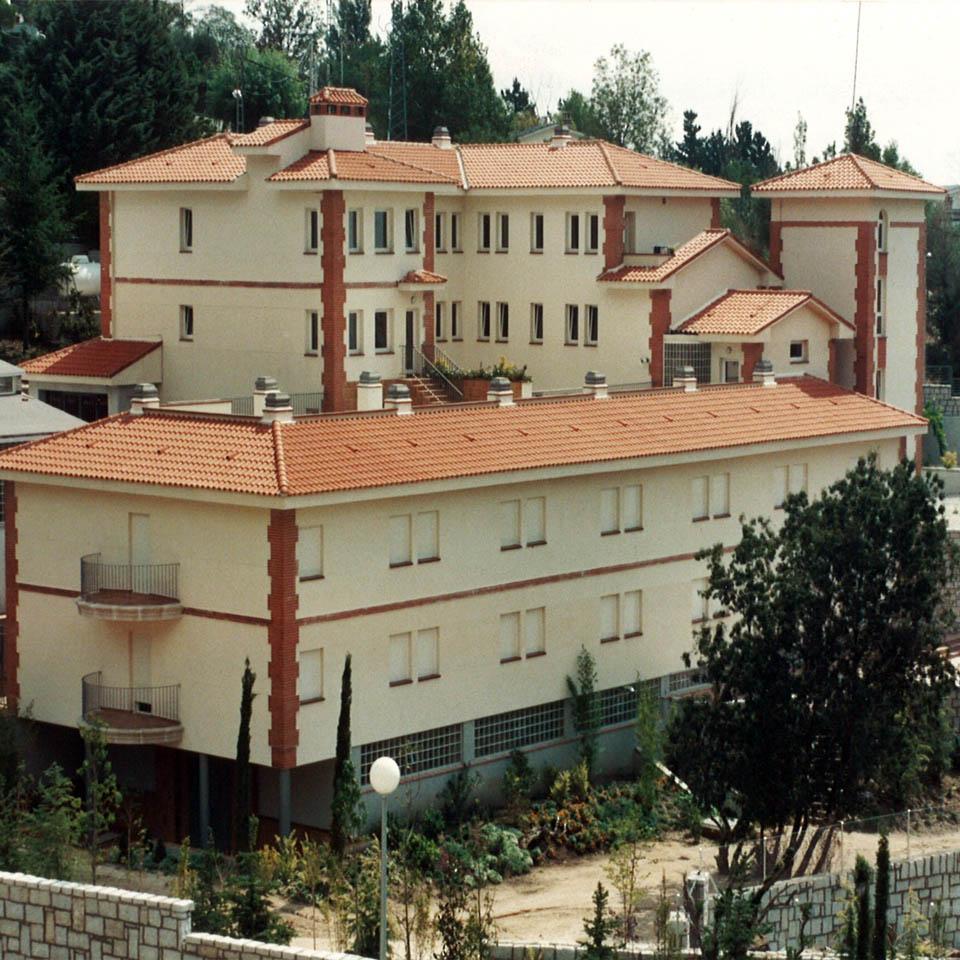 Casa de Espiritualidad Isabel Larrañaga